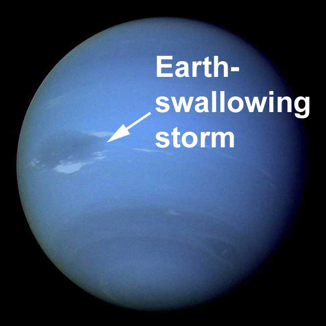 NOAA/NASA SciJinks :: How's the weather on other planets?