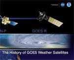 History of GOES Weather Satellites