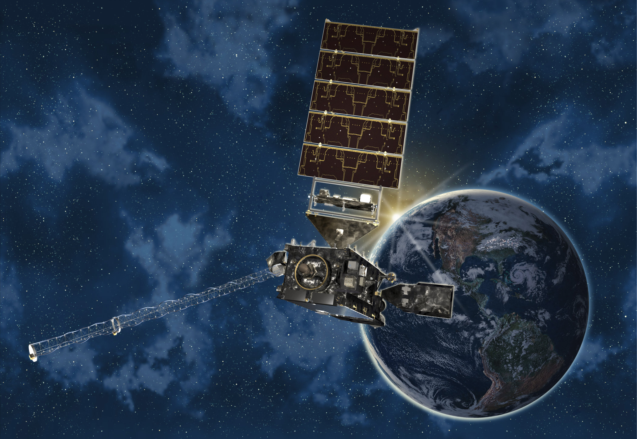 The GOES-R Satellite
