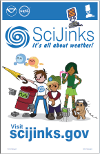 thumbnail of SciJinks poster